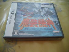 >> SUPER ROBOT TAISEN OG SAGA MASOU KISHIN DS JAPAN IMPORT NEW OLD STOCK! <<