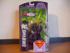 MOC DC Super Heroes S3 Select Sculpt Bizarro  2007 Black Name Tag