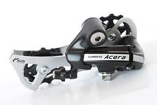 Shimano Bike Acera Rear Derailleur RD-M360 7/8S Black