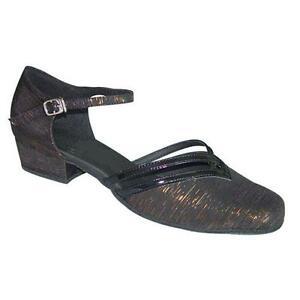 Ladies Latin Line Dance Shoes WCS Salsa Jive  UK 3 - 8