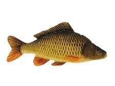 Karpfen Schuppenkarpfen 34cm Fisch Plüsch Kissen Pillow Friedfisch