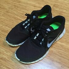 "Men's Nike ""Free Run 3""  5.0 In Black Size 10.5"