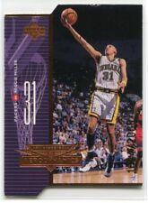 1998-99 Upper Deck AeroDynamics Bronze 18 Reggie Miller 1024/2000