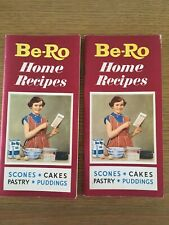 More details for be-ro home recipes scones cakes pastry puddings 24th editions.