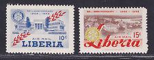 LIBERIA AERIENS N°  95 à 96 ** MNH Neufs sans charnière, B/TB (LOT1030)
