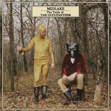 Midlake - The Trials of Van Occupanther CD V2 Records
