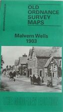 Old Ordnance Survey Maps Malvern Wells Worcestershire  1903 Sheet 46.04