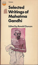 Selected Writings of Mahatma Gandhi - 1971 PB