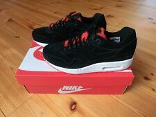 Nike WMNS Air Max 1 'Sherpa Pack' Gr. Euro 39 UK 5.5 US 8 Black / Red Neu & OVP