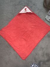 LFC, Liverpool Football, Little Liver Bath Towel. Hooded. Red