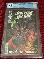 Justice League #47 CGC 9.8-NM-1st print-Robert Venditti-DC Comics-2020