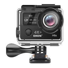 EKEN H6s 4K Ultra HD Anti-shake Dual Screen Waterproof 30M WiFi Action Camera