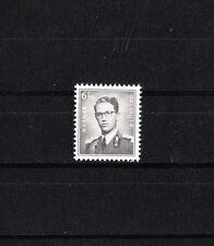 Belgique  roi  Baudouin 1er  6f50  gris de 1958/62    num: 1069A  **