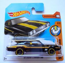 HOT WHEELS '69 DODGE CHARGER 500 - MUSCLE MANIA -  MATTEL [W][2H]