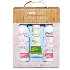 Raw Sugar Pure Hair Nutrition The Bounce Back Healing Power Mango Butter Avocado