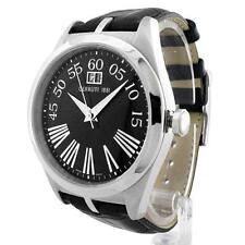 Cerruti 1881 Men's Black/Rose Gold Dial Stainless Steel Band Watch - C  CRWA052Y221Q