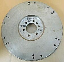 Hays 10-132 Billet Steel SB Chevy 400 Flywheel, 168T, 30 lb, Ext Balance, SFI