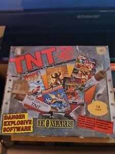 Commodore 64 C64 Disk/TNT