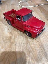 S5/(1) Danbury Mint 1956 Ford F-100 Pickup Truck 1:24 Red