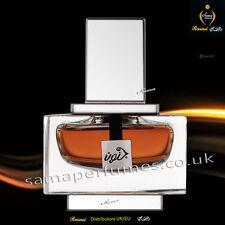 Junoon Velvet men EDP Spray 50ml Sweet RASASI UK/EU Official Distr 100% ORIGINAL