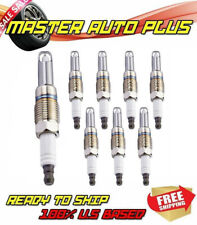 New Lifetime Warranty SP515 SP-515 Set of 8 Spark Plugs for Ford Lincoln 5.4L 3V