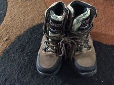 Kids winter camouflage rocky Hunting Boots Size 12