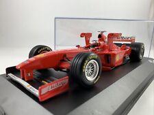 Umbau F1 F300 #3 M. Schumacher TOWER WING Gp Imola 1998 1:18 mit Tabackwerbung