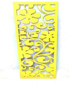 Decorative grille made of 8 mm MDF Screens and dividers for rooms M06-03
