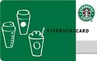 $50 CAD Starbucks Gift Card