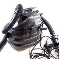 Dayton 1VHF8A Wet/Dry Vacuum, Air Flow 140 cfm, 6 HP, 4686zMT4