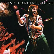 KENNY LOGGINS - ALIVE   CD NEW!