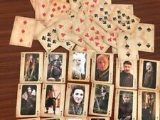 Game of thrones New Playing card 52 pcs