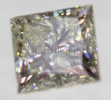 weiss 2 Cubic Zirkonia Octagon 4x2 mm Princess-Schliff synthetische Edelsteine