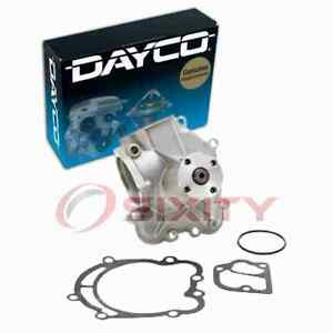 Dayco Engine Water Pump for 1972-1973 Mercedes-Benz 280SEL 4.5L V8 Coolant mw