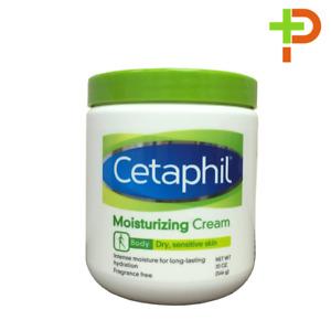 Cetaphil Moisturizing Cream for Very Dry, Sensitive Skin 20oz.