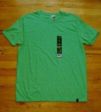 NWT - Men's Gold Toe short sleeve GREEN t-shirt (L 42-44)