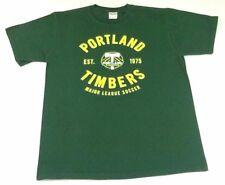 Portland Timbers MLS T-Shirt *MED*  (09-04)