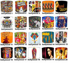 Retro Vintage Asian Bollywood Indian Movies & Bollywood Groove Films Lampshades