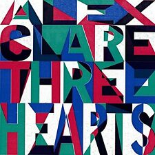 ALEX CLARE - THREE HEARTS: CD ALBUM (AUGUST 11th 2014)