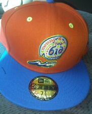 West Michigan Calaveras Copa De La MiLB New Era 59fifty fitted 7 3/4 White Hats