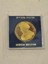 British Museum Official Vistor Medal