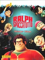 Ralph Spaccatutto Album Vuoto Panini Disney
