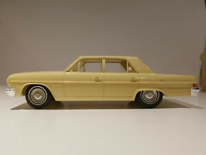 Original Johan Dealer Promo 1965 Rambler Classic 4dr Factory Built 1/25th Scale