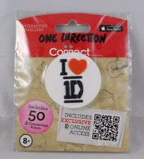 One Direction Connect Interactive Jewelry Pin W/ Pin Back