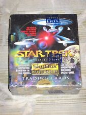 1993 Skybox Star Trek Master Series Series One Trading SEALED CARD BOX! SPECTRA