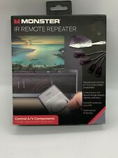Monster IR Remote Repeater New in Box Remote Control Devices