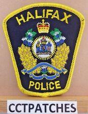HALIFAX, CANADA POLICE SHOULDER PATCH 2