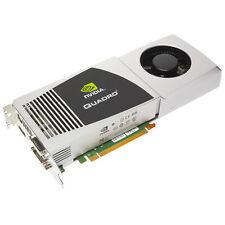Nvidia Quadro FX 5800 4GB GDDR3 Dual DVI DP PCIe x16 Graphics Card Dell X592H