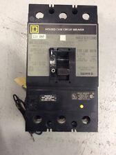Square D Circuit Breaker Kal361101021 110 Amp 600 Volt 3 Pole Shunt Trip