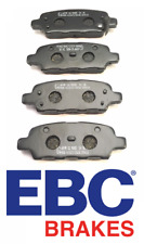 New Set JDM EBC Rear Brake Pads- For V35 350GT Skyline VQ35DE (Non Brembo)